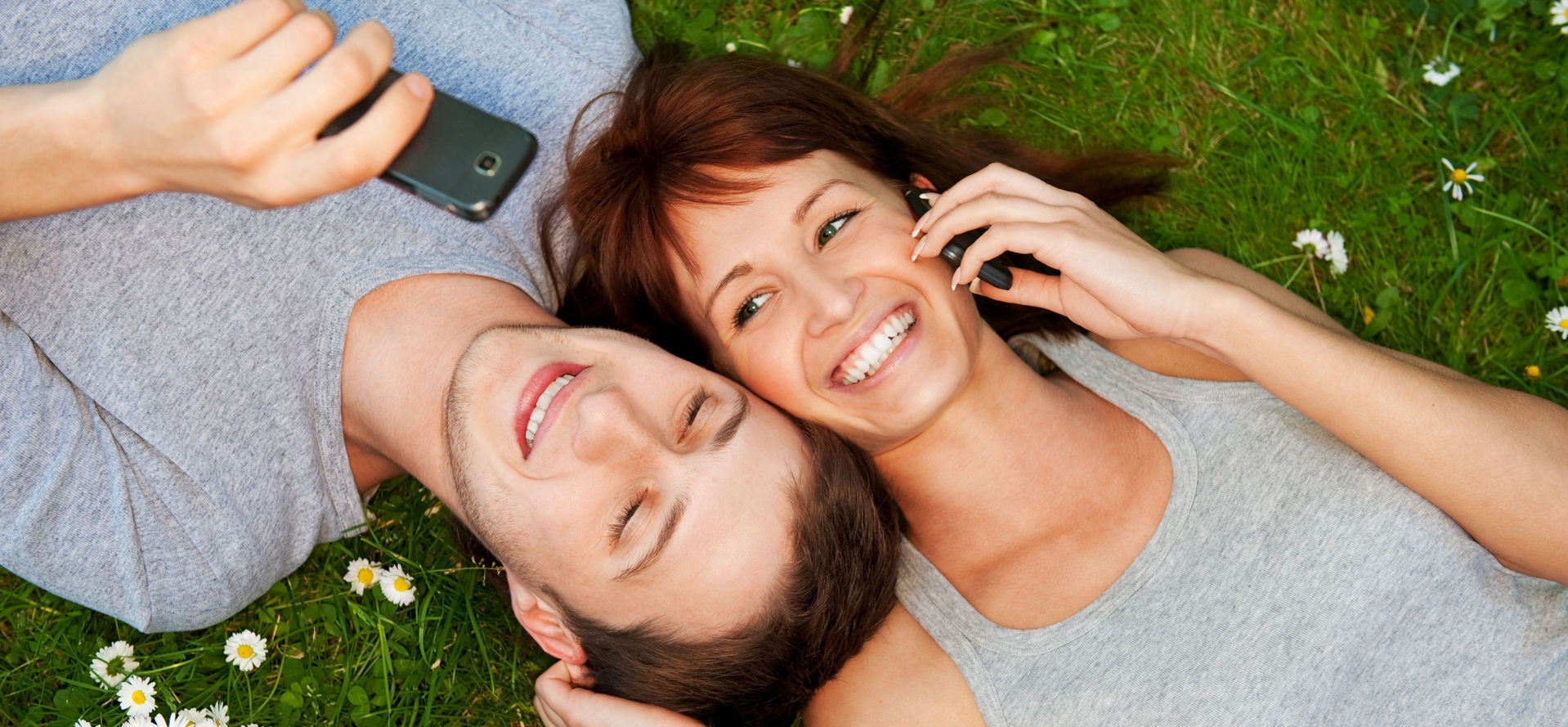 Find the right guy with telephone dating